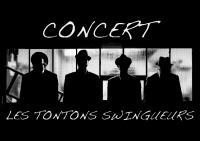 affiche TONTONS SWINGUEURS A4